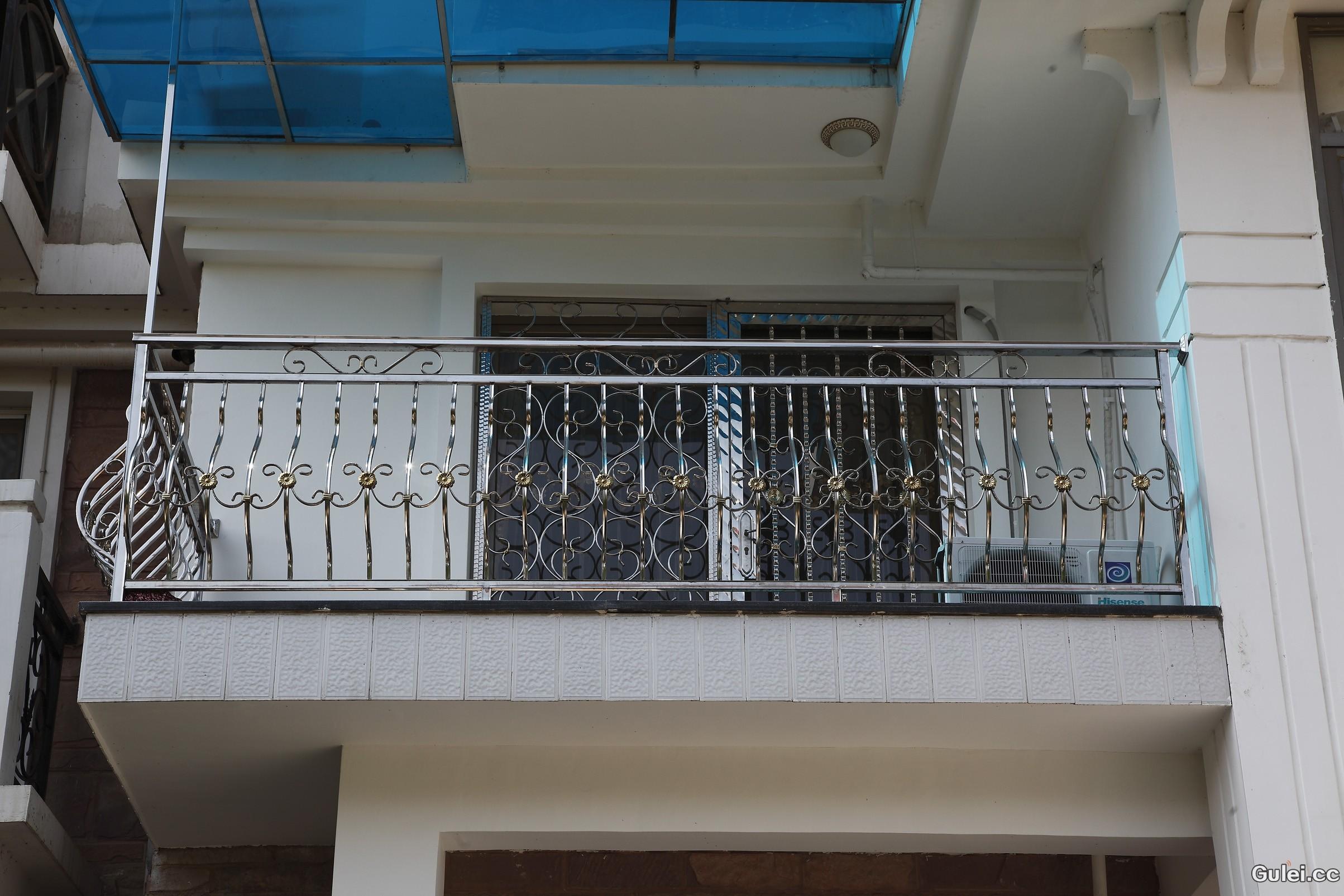 欧式防盗窗,阳台围栏,庭院大门
