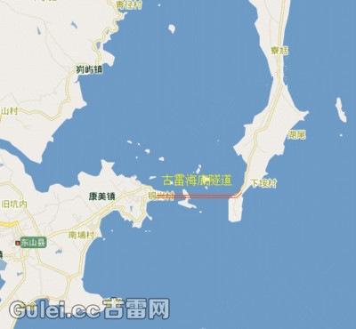 漳州地图东山岛地图