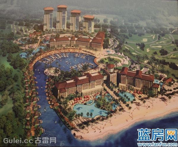 古雷碧海国际度假村《欢乐岛》